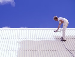 Metal Roof Coating Columbus