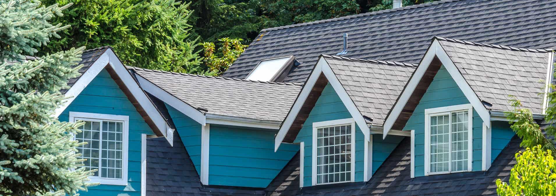 Shingle Roof GA