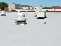 Single Ply Roofing System Columbus