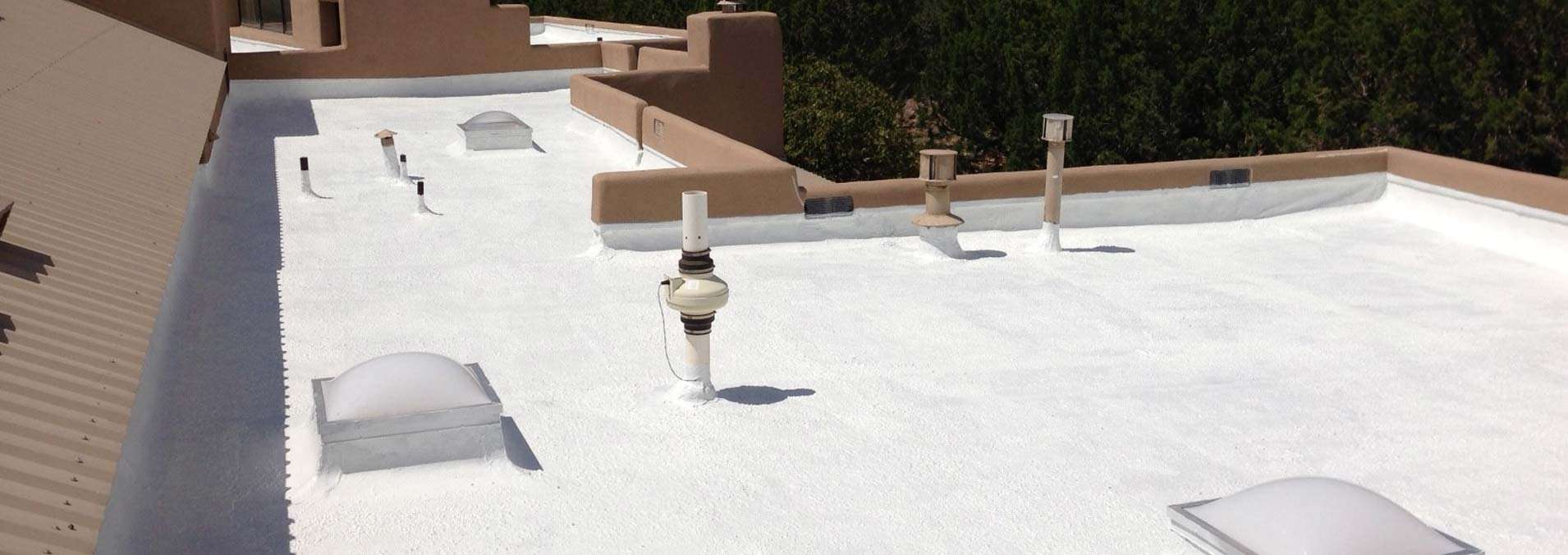 Flat Roof Coatings Atlanta, GA