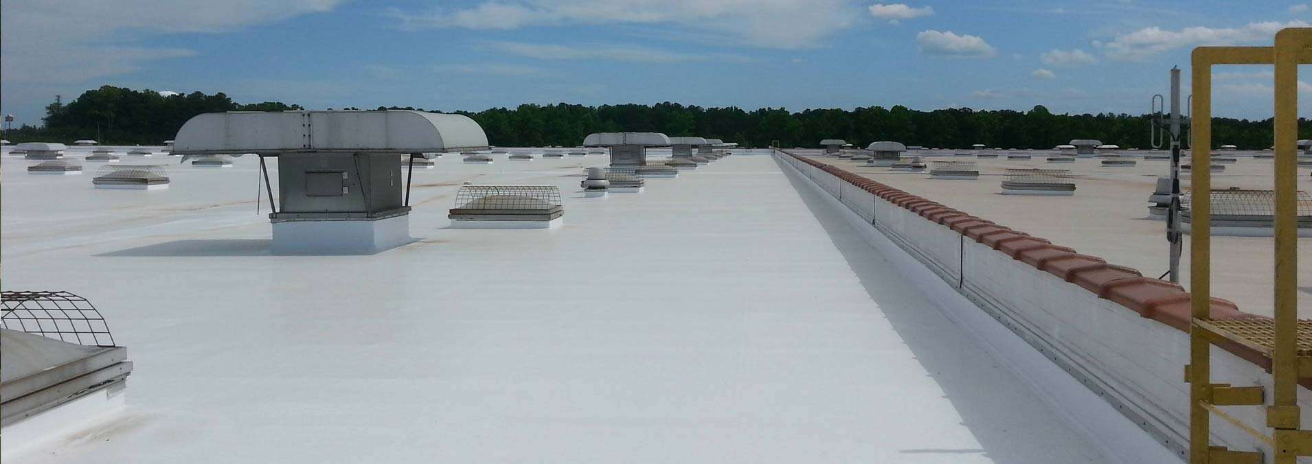 Metal Roof Coatings Atlanta Commercial Metal Roof Repair