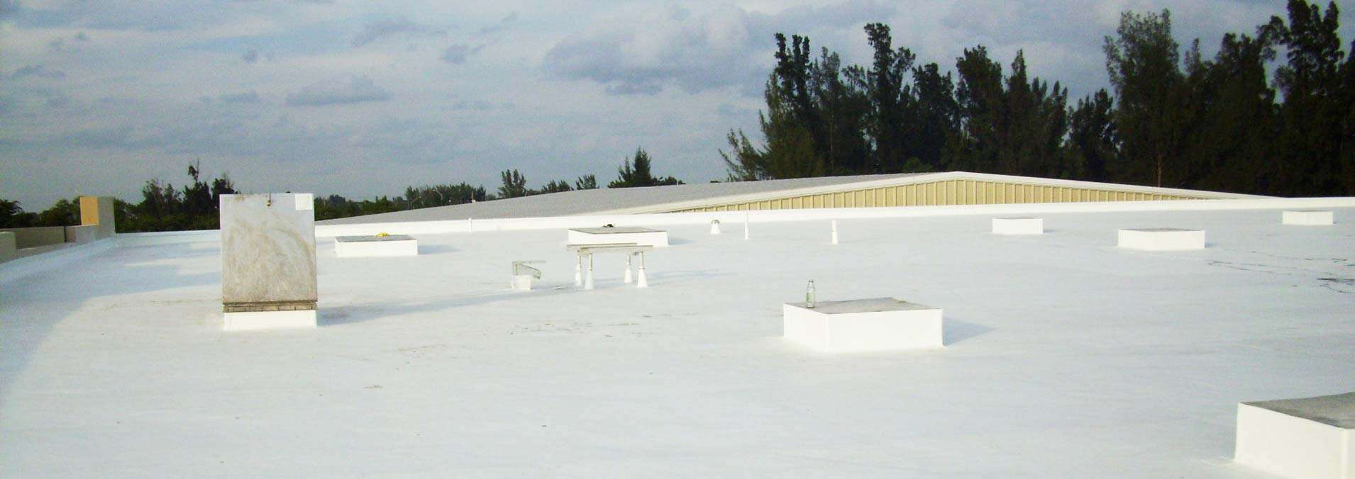 Rubber Roof Coatings Atlanta, GA